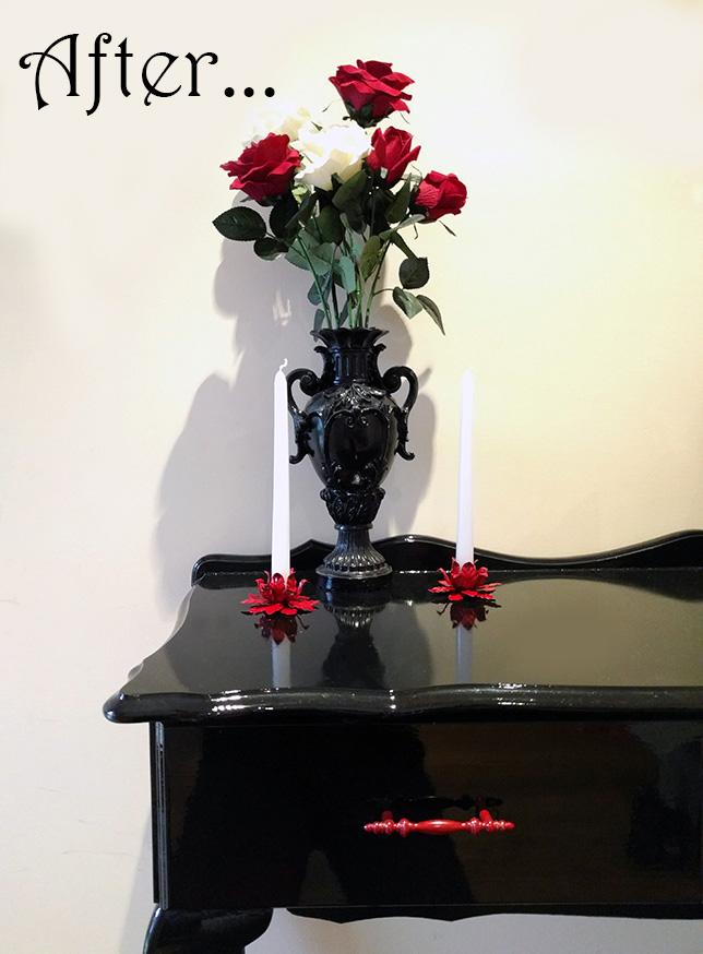 DIY gothic decorating 2
