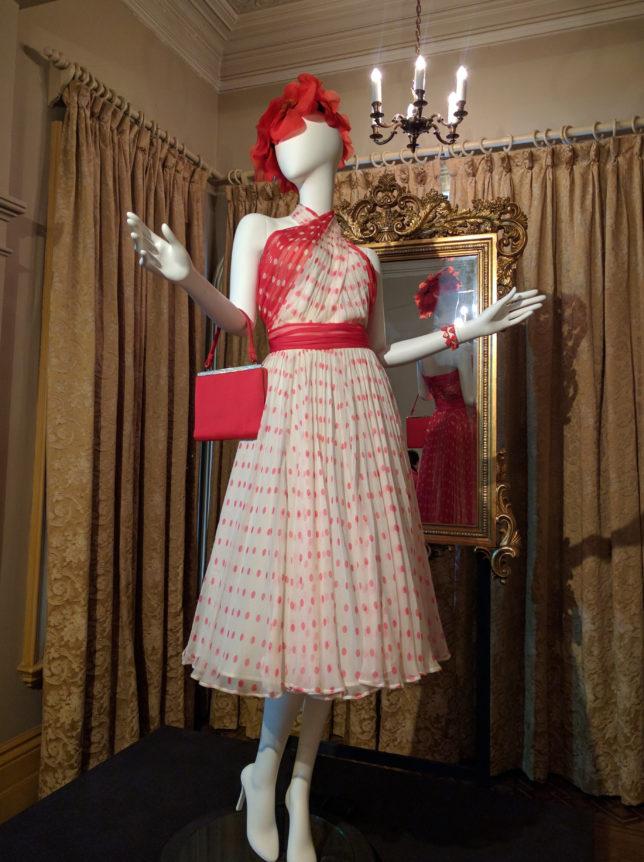 The_Dressmaker_Red_Chiffon_Dress_Rippon_Lea_Elsternwick_Melbourne