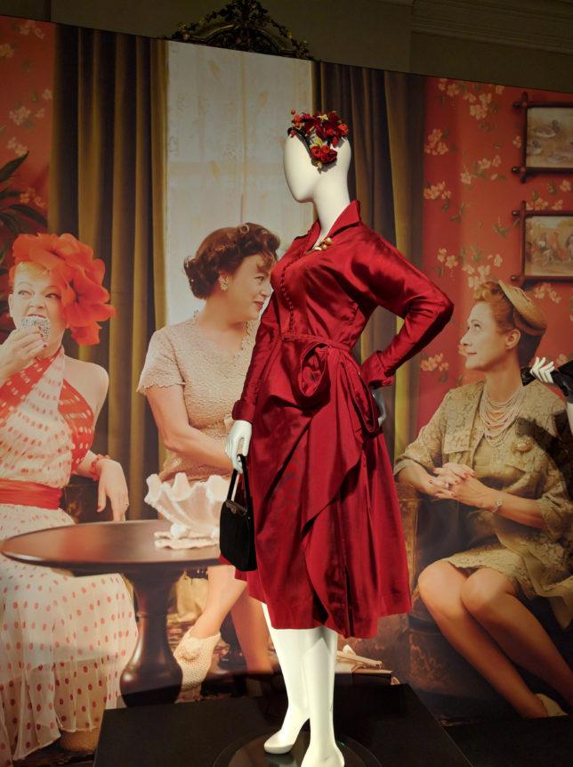 The_Dressmaker_Red_Satin_Dress_Rippon_Lea_Elsternwick_Melbourne