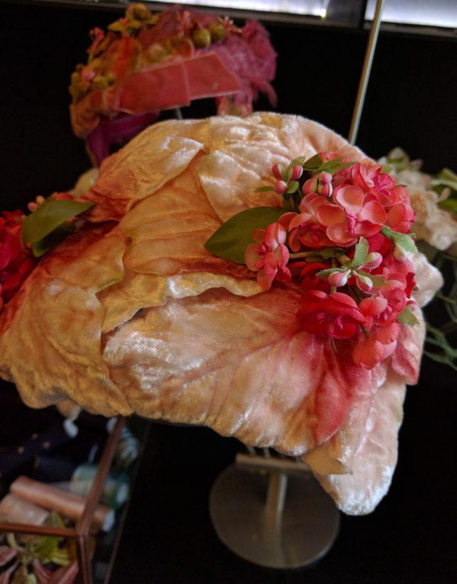 The_Dressmaker_Vintage_Velvet_Hat_Rippon_Lea_Melbourne