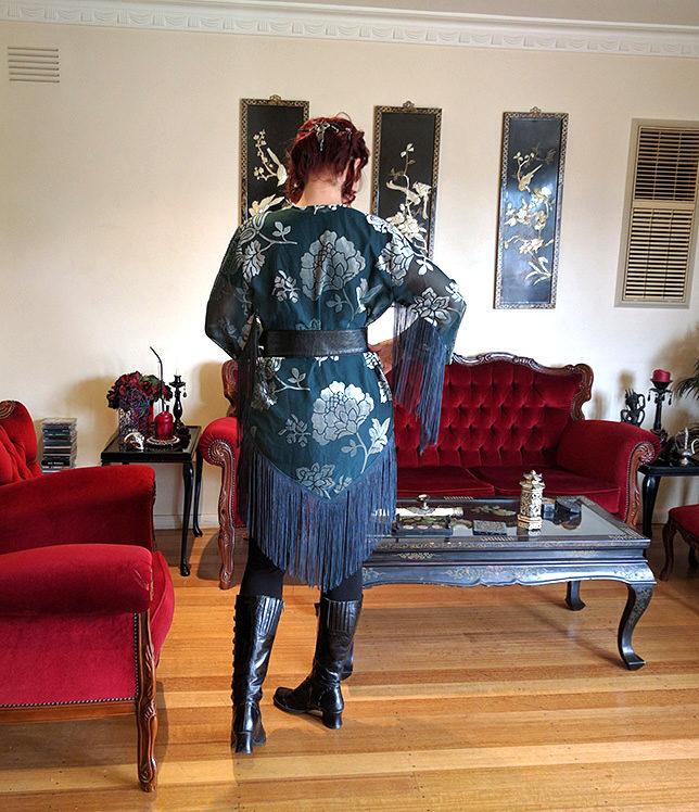 Alternative Blogger Christine of Hexotica